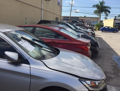 Dealer/Taller de autos-Miami
