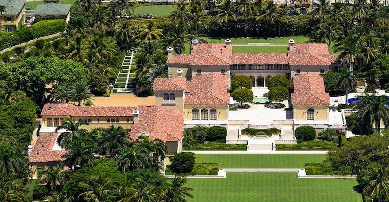 El cofundador de Netscape redujo el precio de su mansión ubicada en Palm Beach