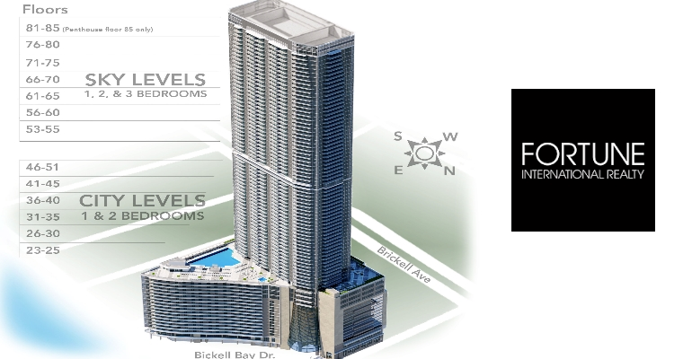 Fortune manejará los alquileres de la Torre Panorama en Miami