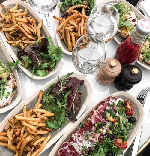 Restaurante a la venta en Miami area de Brickell.