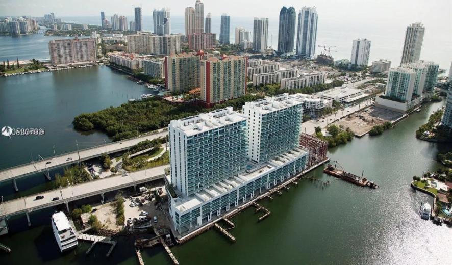 400 Sunny Isles Blvd. Comprar apartamentos de lujo en Miami